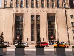 Bank of Nova Scotia, Toronto, On