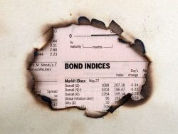 bond indices, newspaper,