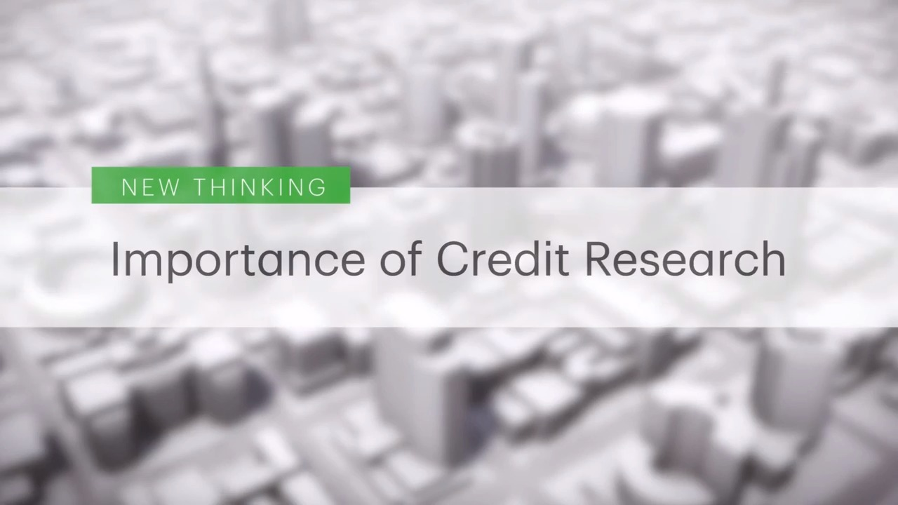 How to help clients approach global credit markets