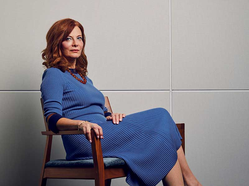 Rachel Volynsky, Mercer Canada