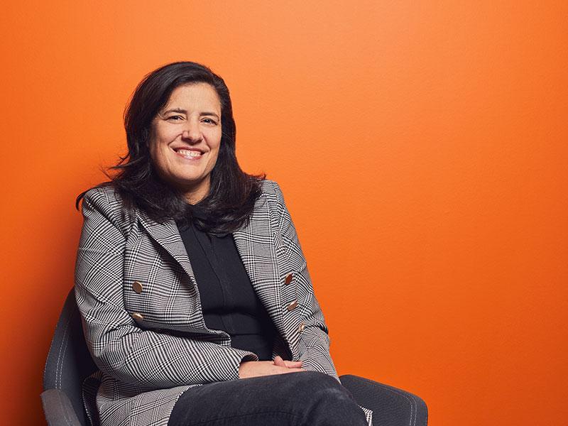 Gillian Riley, CEO, Tangerine Bank