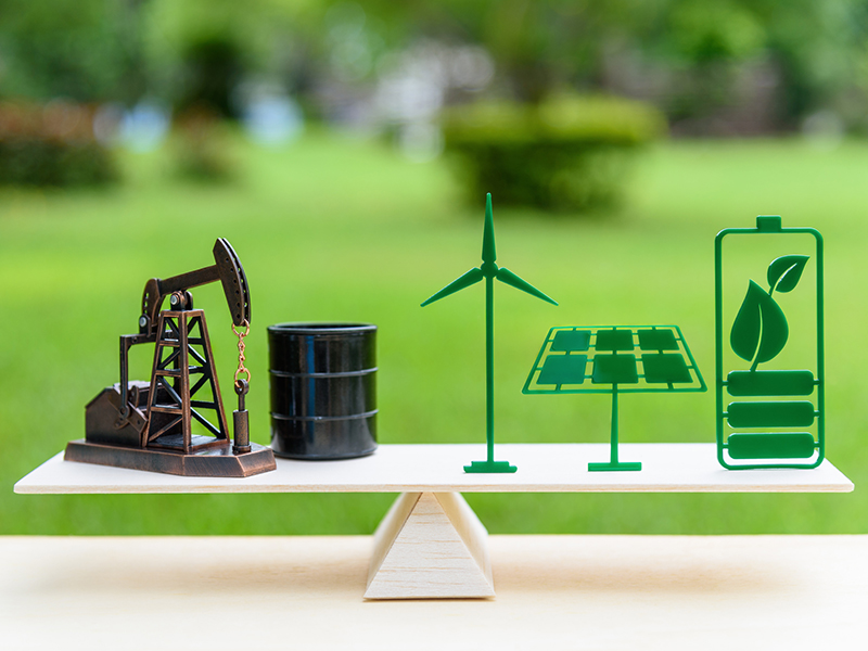 responsible investments fossil fuels oil and gas energy sector